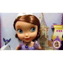 Boneca Princesa Sofia Original Mattel