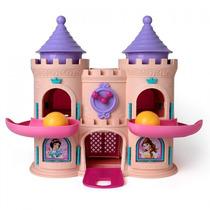 Castelo Escorrega Bolinha - Princesas