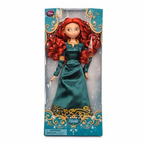 Boneca Merida Disney Princesas Classic Barbie Valente