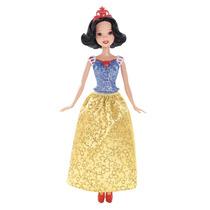 Boneca Princesa Brilho Mágico - Branca De Neve - Mattel