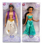 Bonecas Disney Princesa Jasmine E Aladdin Novos Importados
