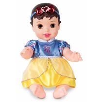 Boneca Branca De Neve Baby 27 Cm Princesas Disney Mimo