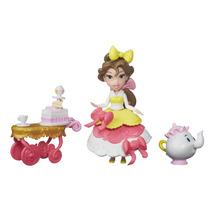 Mini Boneca Carrinho De Chá Da Bella - Disney Little Kingdom