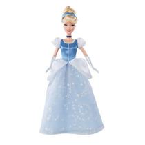 Boneca Cinderela Princesas Clássicas Disney - Mattel