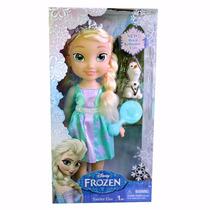 Boneca Minha Primeira Boneca - Princesa Disney Elsa Frozen