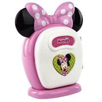 Brinquedo P/ Cozinha Infantil Menina Geladeira Minnie Disney