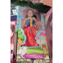 Boneca Branca De Neve Gigante 80cm Princesa Disney Stephany