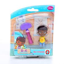 Doutora Brinquedos E Amigos Figura Donny -estrela