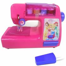 Maquina Infantil Ateliê De Costura Das Princesas
