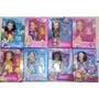 Kit Coleção Completa 10 Mini Princesas Disney Pequenas Bebê