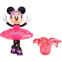 Boneca Mickey Mouse Minnie Bailarina Aquatica Splish Splash