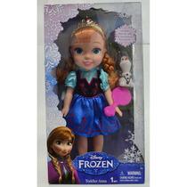 Boneca Luxo Anna Criança 38cm Frozen - Sunny