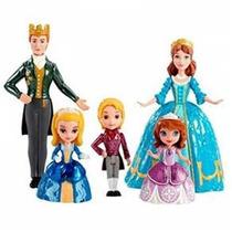 Princesinha Sofia Família Real - Mattel