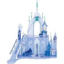 Castelo De Gelo Frozen Elsa Disney Gigante - Mattel