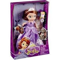 Boneca Princesa Sofia Disney 26 Cm