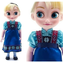 Bonecas Anna E Elsa Frozen Animators Pronta Entrega