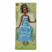 Boneca Tiana A Princesa E O Sapo Princesa Negra Barbie