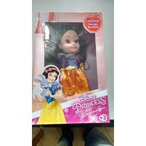 Boneca Princesa Branca De Neve Disney 35 Cm