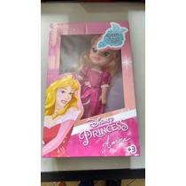 Boneca Princesa Aurora Disney 35 Cm