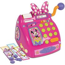 Caixa Registradora Brinquedo Infantil Da Minnie Zippy Toys
