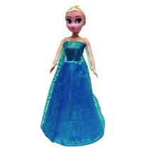 Disney Frozen Baile Da Realeza Boneca Elsa Dançarina Zippy