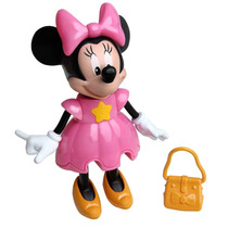 Boneca Minnie Disney Original Conta Histórias - Elka