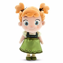 Anna, Thinkerbell E Elsa Frozen De Pelúcia Originais Disney