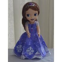 Boneca Mini Animators Princesinha Sofia Disney