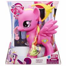 My Little Pony Princesas Cadance Ou Celestia + Brinde