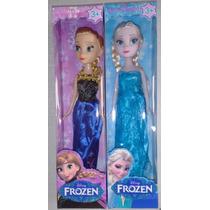 20 Bonecas Filme Frozen Elsa E Anna Disney Atacado E Varejo