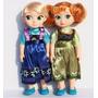 Bonecas Frozen Criança - Anna E Elsa - 30cm