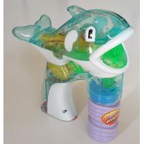 Peixinho Bolinha De Sabão Brinquedo A Pilhas Frete Grátis