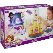 Princesas Disney - Sofia - Castelo De Férias Mattel