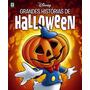 Grandes Histórias De Hallowen 01 Disney Quadrinho