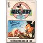 Mickey Sessenta Anos Nº 3 - Novembro 1988 - Editora Abril