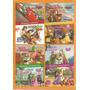 Coleção Clássicos Disney - Box Com 4 Livros