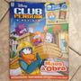 Revista Disney Club Penguin 20 Mãos À Obra - Sem Os 2 Itens