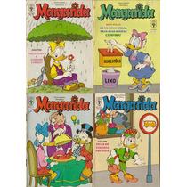 Margarida Nºs 134, 135, 137 E 138 - Ano 1991 - R$ 5,00 Cada