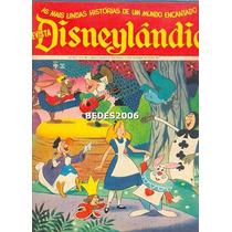 Revista Disneylândia Nº 49 - Editora Abril - 1972