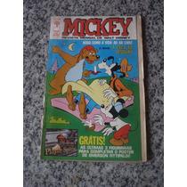 Gibi Mickey Ano 1972 Número 241 Com Figurinhas Editora Abril