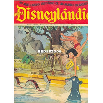 Revista Disneylândia Nº 38 - Editora Abril - 1972
