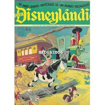 Revista Disneylândia Nº 46 - Editora Abril - 1972