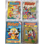 Lote De 8 Gibis Disney Do Mickey & Pato Donald Ótimo Estado