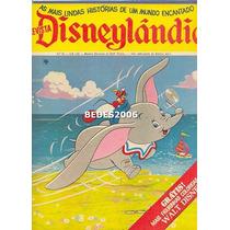 Revista Disneylândia Nº 23 - Editora Abril - 1972