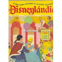 Revista Disneylândia Nº 29 - Editora Abril - 1972