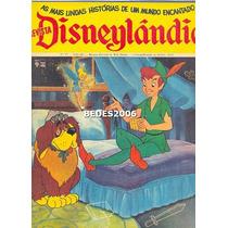 Revista Disneylândia Nº 37 - Editora Abril - 1972