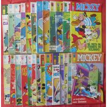 Gibis Mickey Antigos - Diversos Números