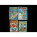 Revista Disney - Pato Donald + 2 Alm - Anos 70 - 83 - 86 -87