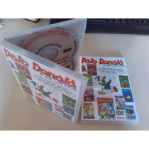 2000 Revistas O Pato Donald Digitalizadas 7 Dvds Gibi Antigo