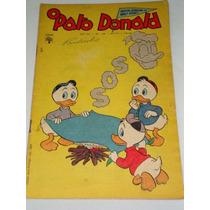 Pato Donald 1046 De 1971 Gibi Antigo Mickey Almanaque Disney